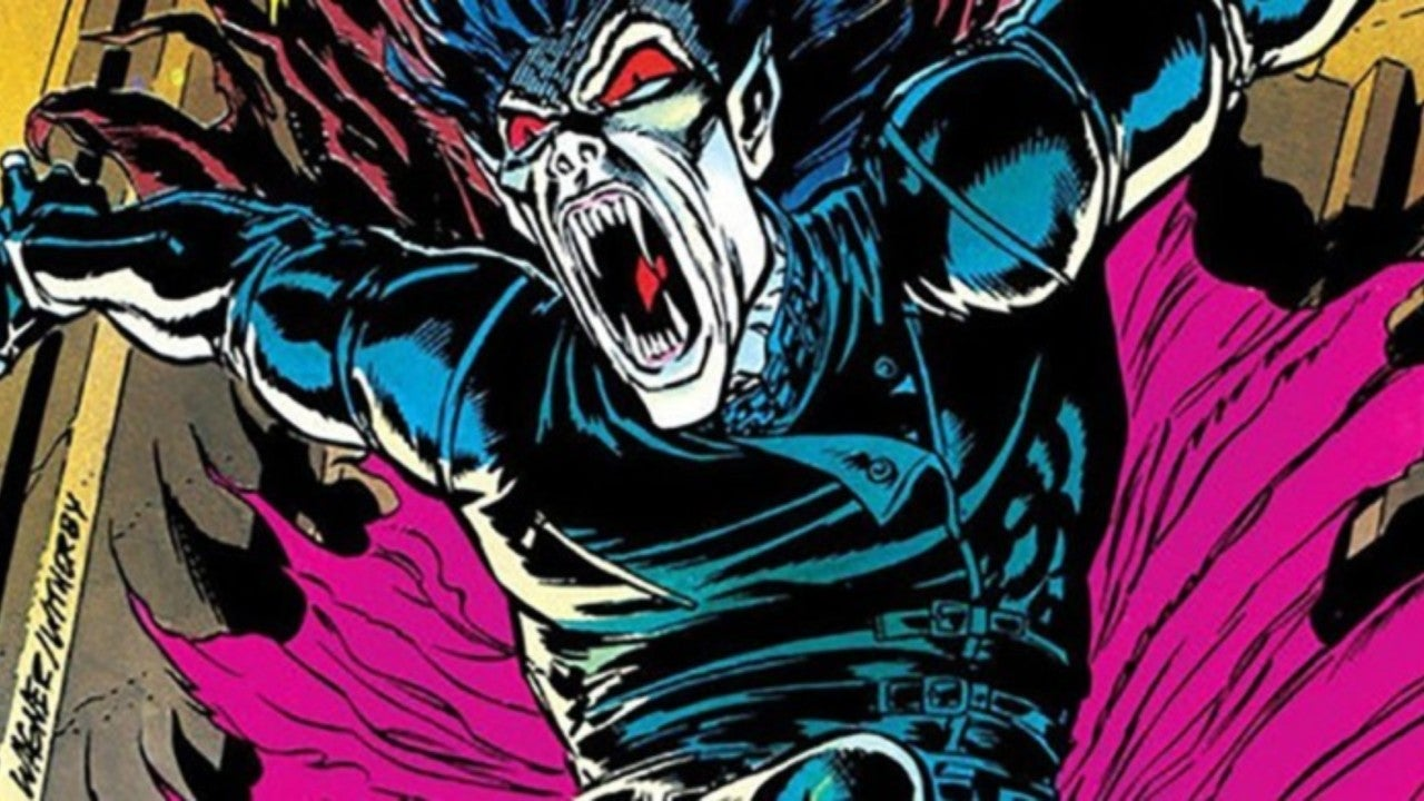 Zombie Morbius >> Morbius Trailer Release Time Confirmed By Star