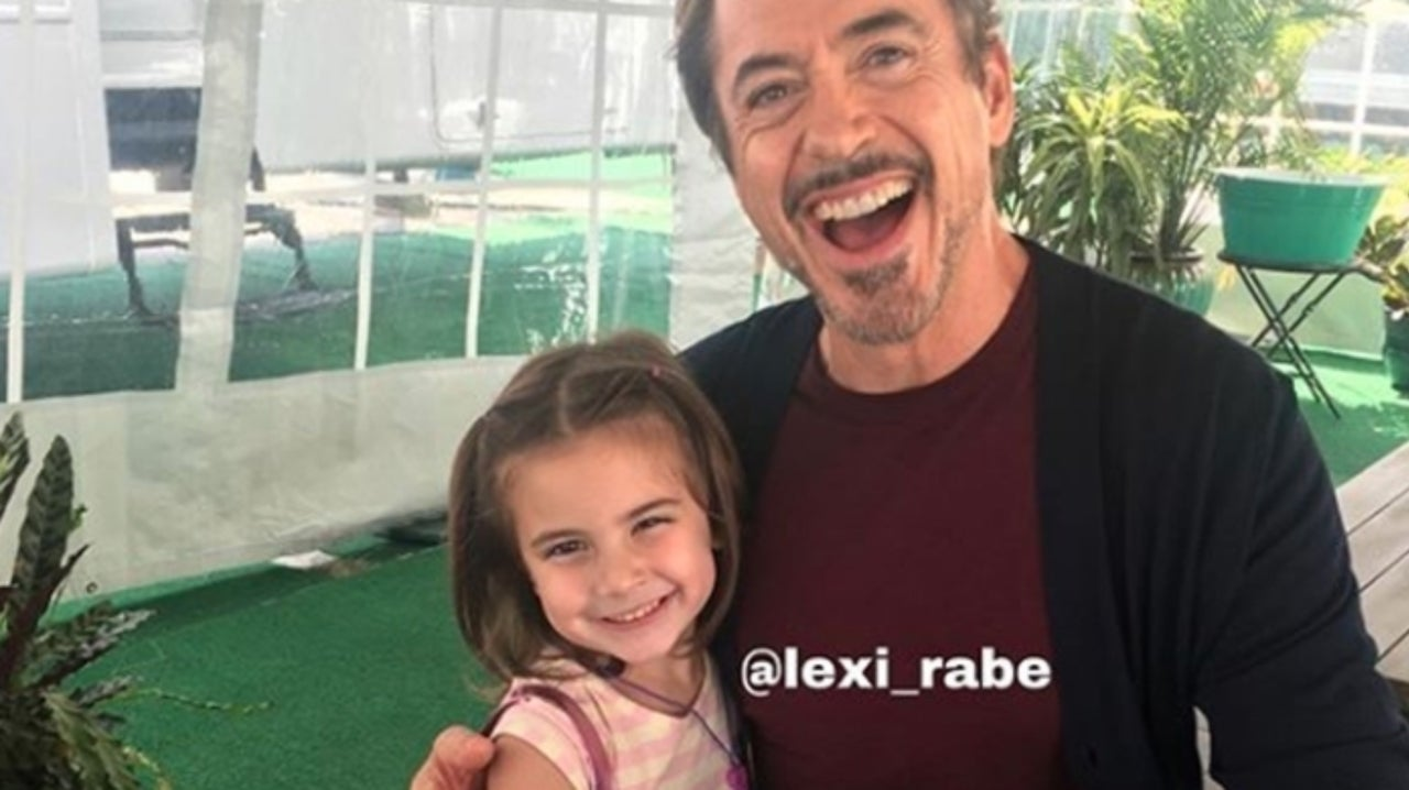 Avengers: Endgame Child Actress Who Played Tony Stark's Daughter Is Encountering Bullying