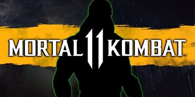 Mortal Kombat 11 Nightwolf DLC Tease
