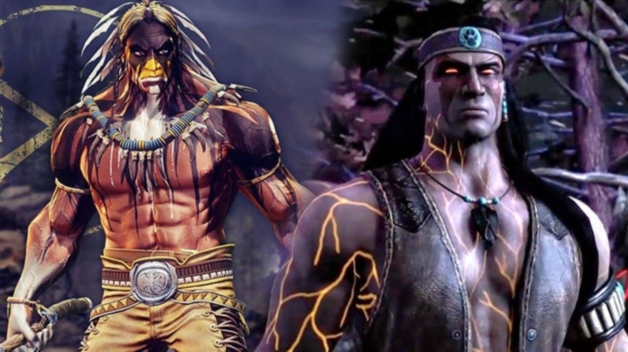 Mortal Kombat 11 Director Teases Killer Instinct's Thunder Skin for Nightwolf