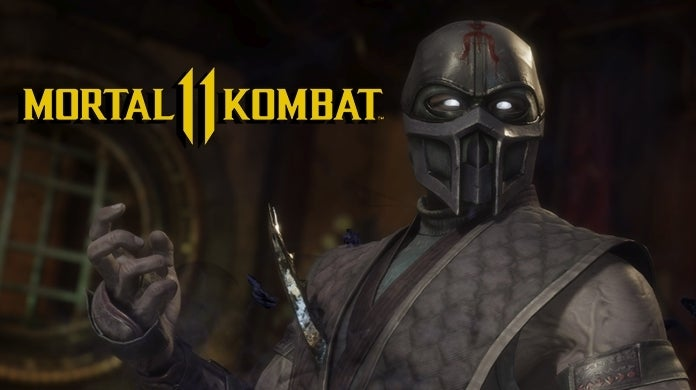Mortal Kombat 11 Noob Saibot Easter Egg