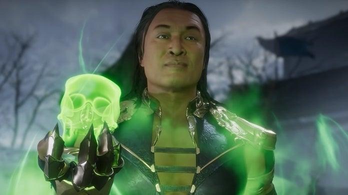 Mortal Kombat 11 Shang Tsung Fatality