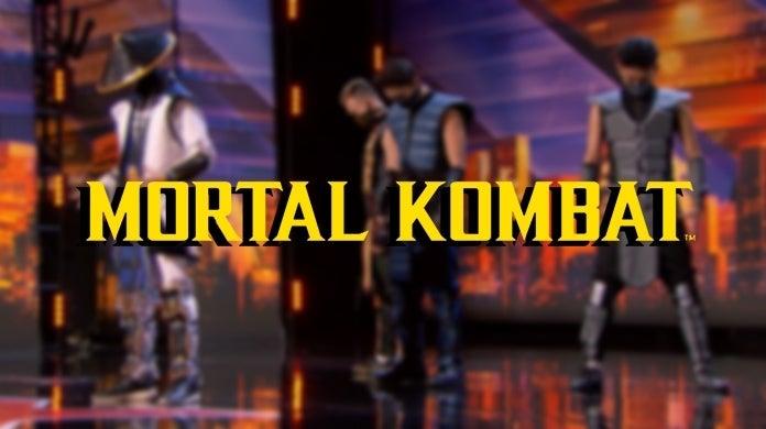 Mortal Kombat America's Got Talent Dance Crew
