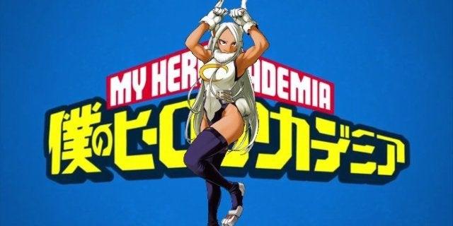 My Hero Academia Cosplay Rabbit Hero Mirko Rumi