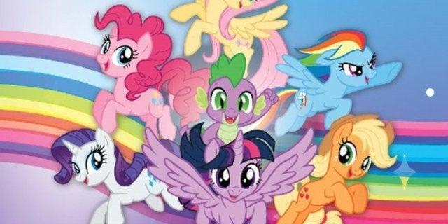 hasbro announces my little pony live
