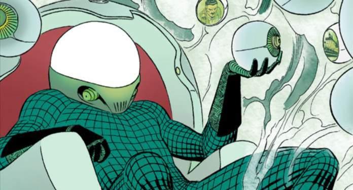 Mysterio Explainer - Marcos Martin