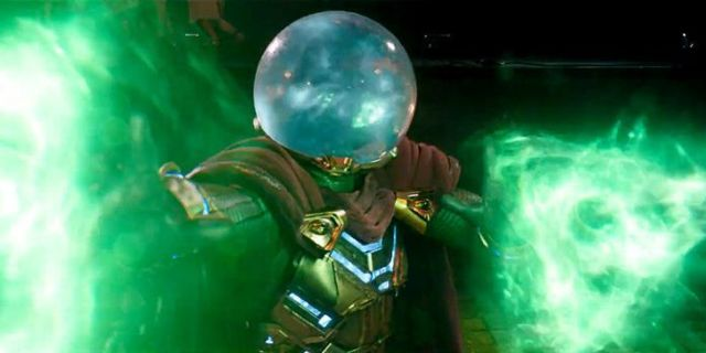 Mysterio Explainer - Spider-Man Far From Home Cover