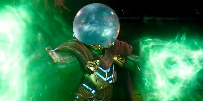 Mysterio will appear in Far From Home.