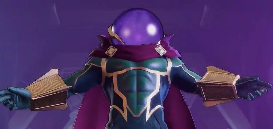 mysterio ultimate alliance marvel
