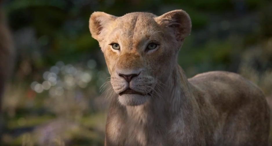 nala lion king beyonce