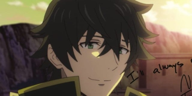Crunchyroll Announces Special The Rising of the Shield Hero Postcard Campaign