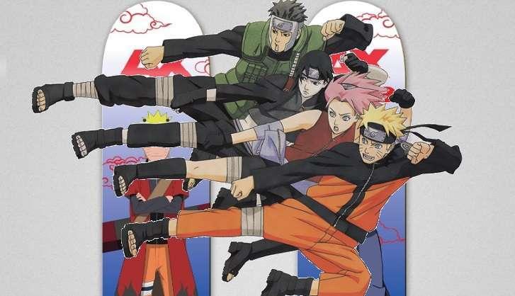 Comic book - Naruto boards ...