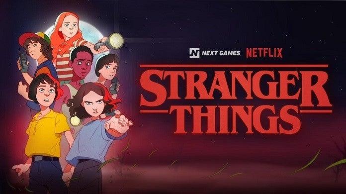 Novo jogo de Stranger Things chegando em 2020