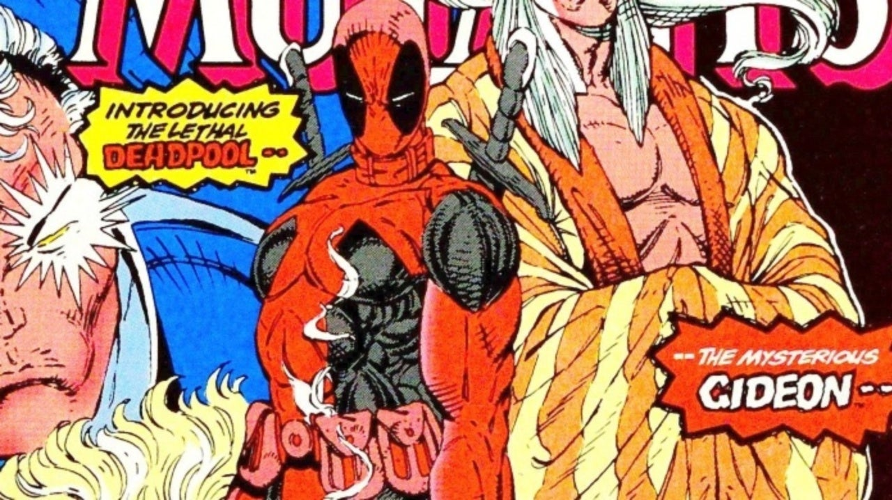 First Appearance of Deadpool Stolen From California Shop