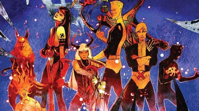 New Mutants War Children