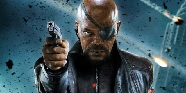 Marvel's Avengers Seemingly Confirms Nick Fury