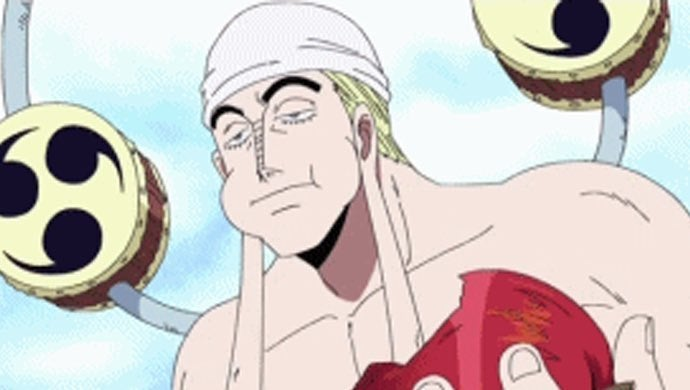 one piece enel