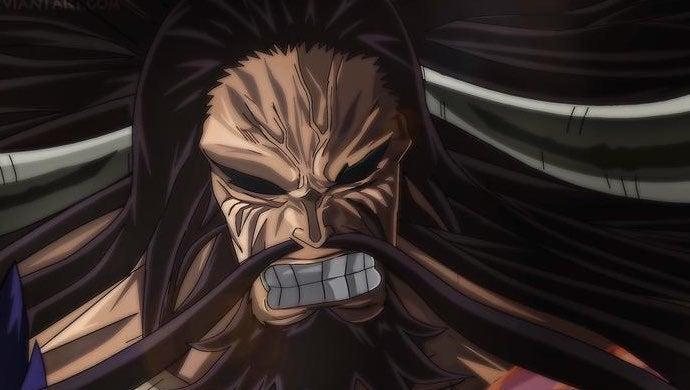 One Piece confirma detalhes importantes sobre Kaido