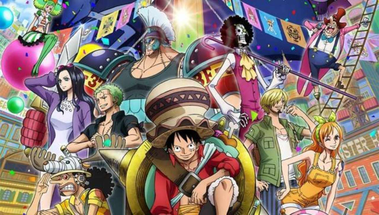 One Piece Stampede Reveals Official Subbed Trailer