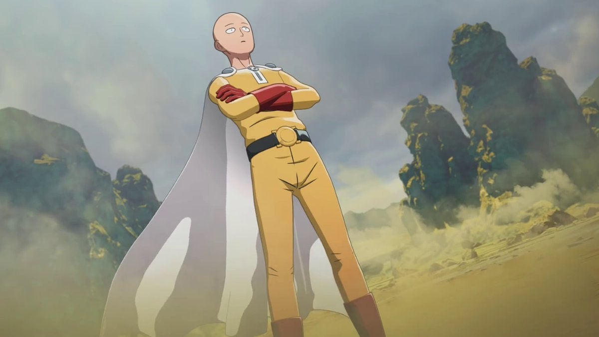 One-Punch Man Fans React to Anime's First-Ever Console Game Reveal