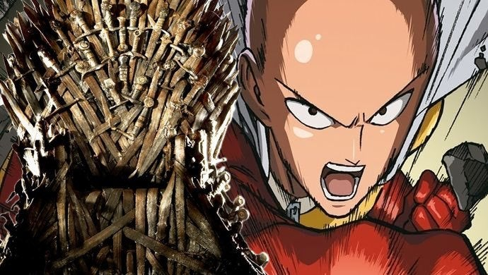 one punch man game of thrones