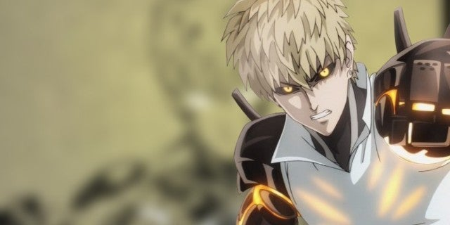 One-Punch Man Illustrator Shares Special Light-Up Genos Sketch