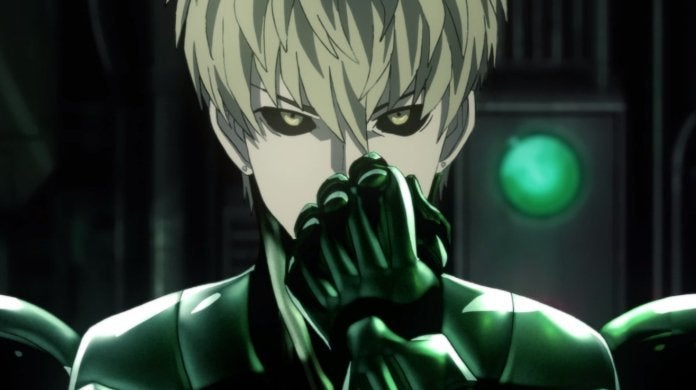 One-Punch-Man-Genos
