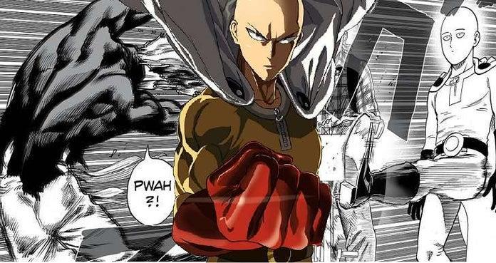One Punch Man Manga May 2019