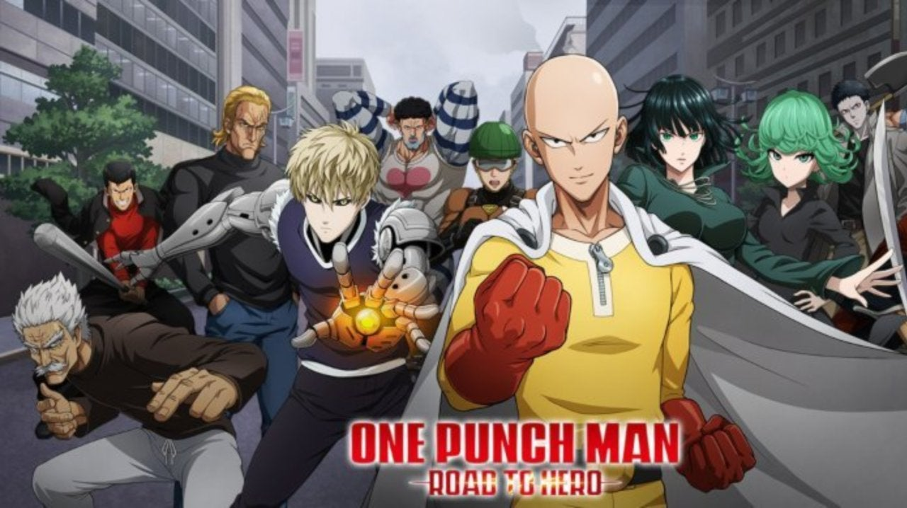 One-Punch Man: Road to Hero Game Announced