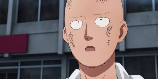 One-Punch Man Saitama Ultimate Strongest Hero King Speech