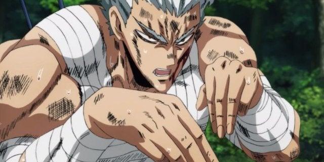 One-Punch Man Season 2 Best Garou Fights Episode 23