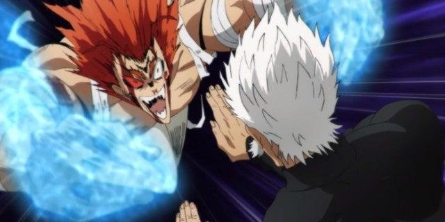 One-Punch Man Season 2 Teases Major Garou vs  Bang Fight