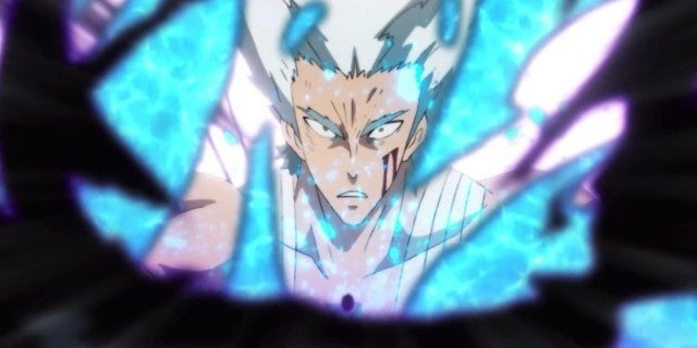 One Punch Man Season 2 Garou Death Gatling Fight
