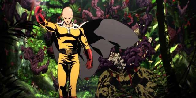 One PUnch Man Season 2 Intro