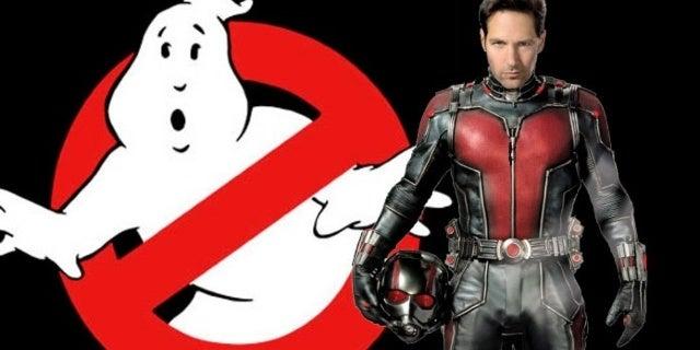 Ant-Man Star Paul Rudd Joins Ghostbusters 2020 Reboot