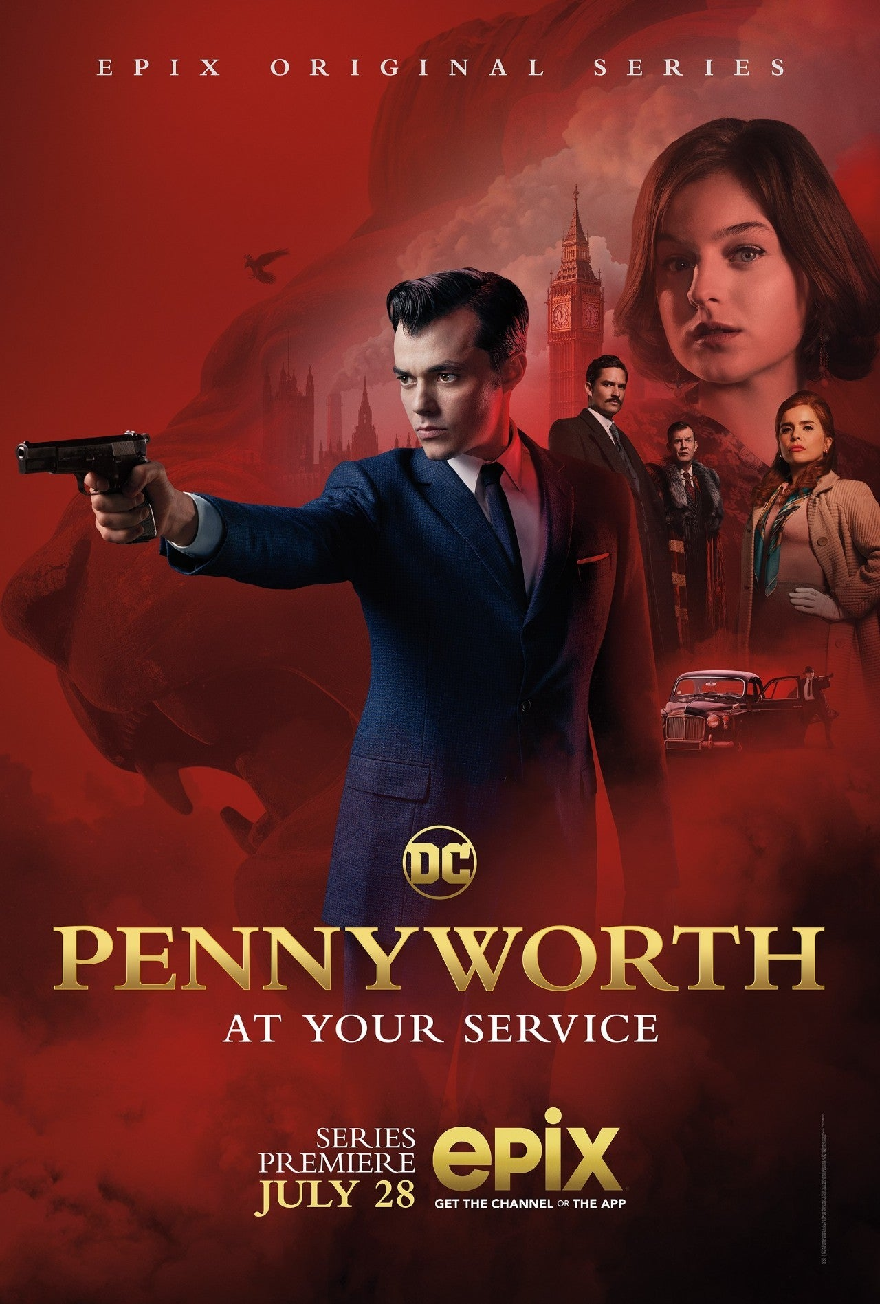 PENNYWORTH Art