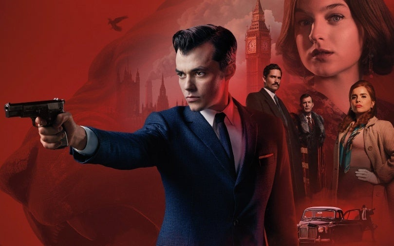 pennyworth epix poster