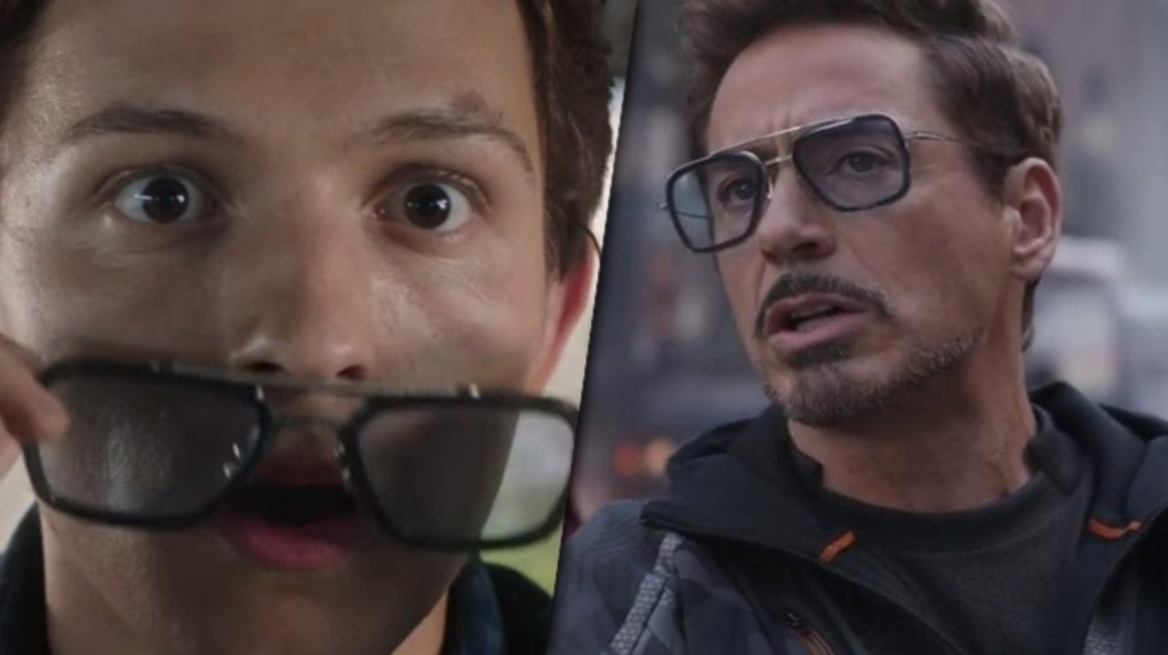 Spider-Man: Far From Home Theory Suggests Tony Stark Made the Spider That Bit Peter Parker