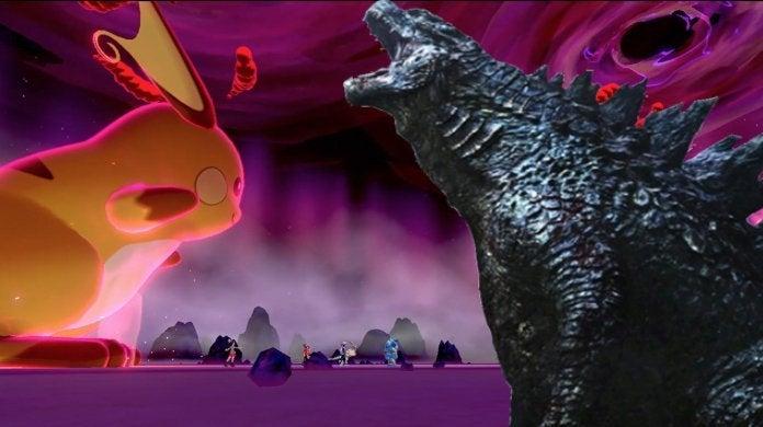 Pokemon-Dynamax-Godzilla