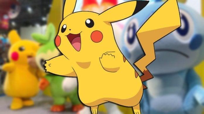 Pokemon-Mascots