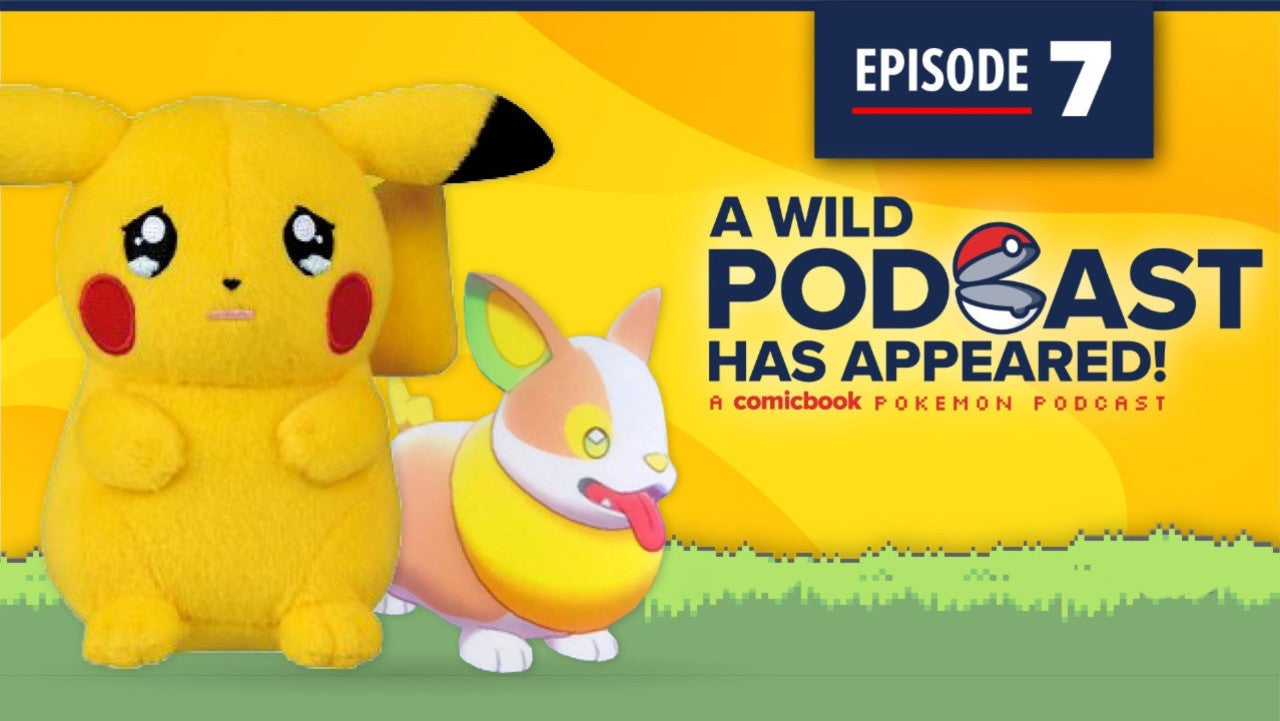 A Wild Podcast Has Appeared Episode #7 - New Pokemon, Crying