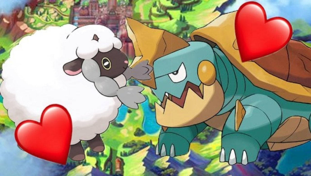 Pokemon Fans Are Loving Sword And Shield S Newly Revealed Pokemon