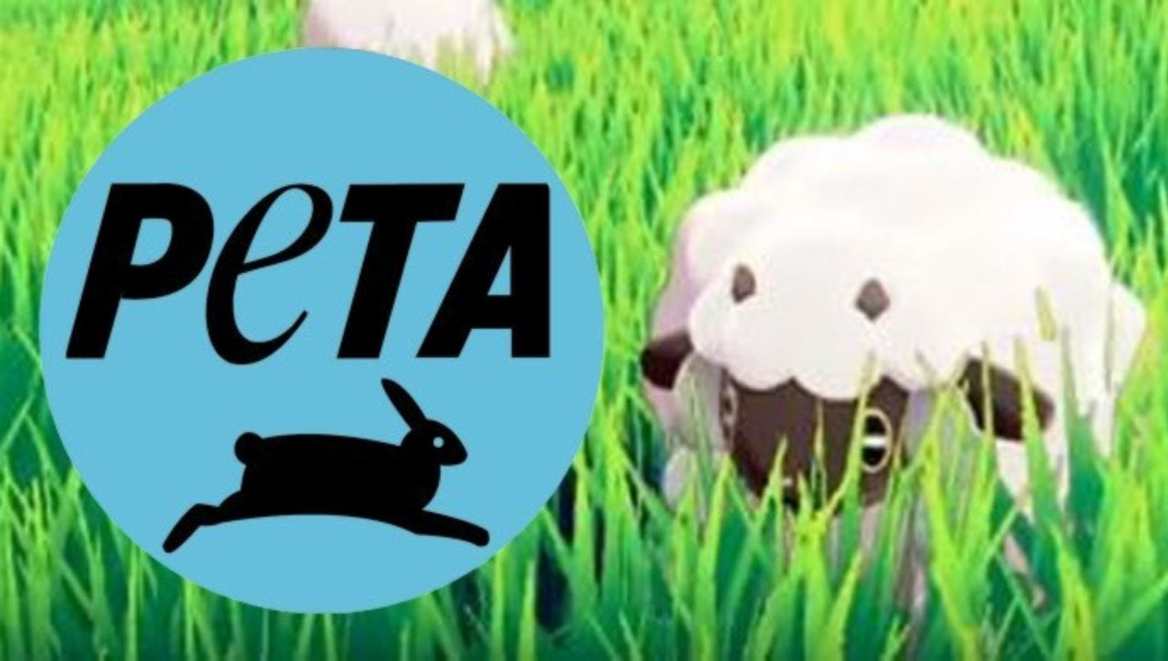 Peta Tries To Make Statement With Pokemon S Wooloo And Gets Roasted