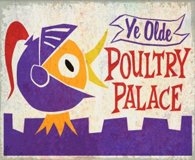 poultry palace toy story