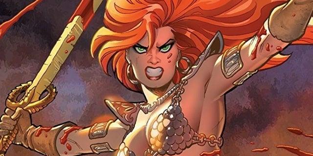 Red Sonja Reboot