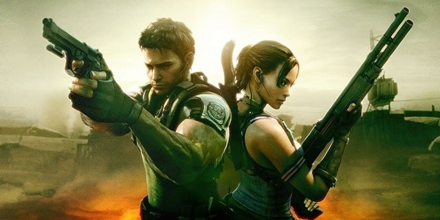 Resident Evil 5 and 6 Nintendo Switch