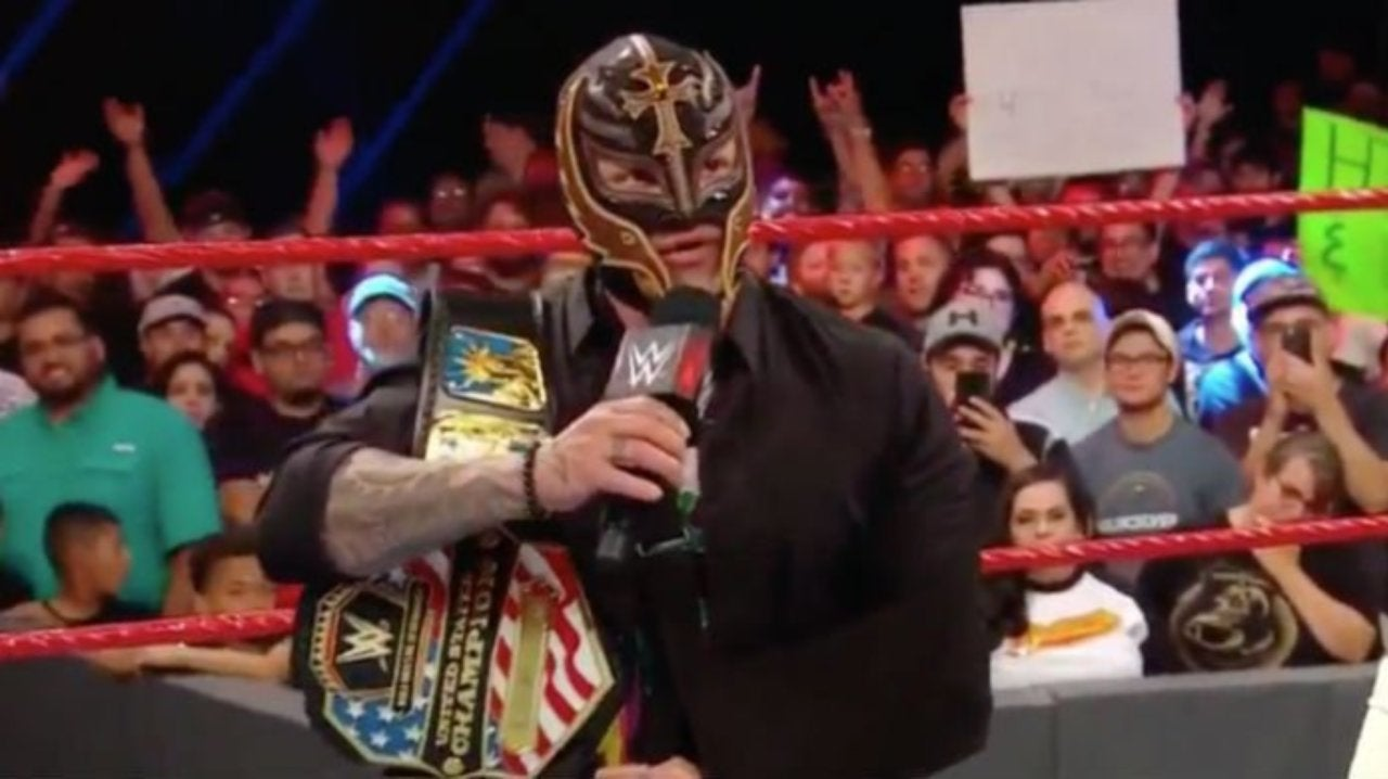 Rey Mysterio Discusses His Injury, Timetable For Return