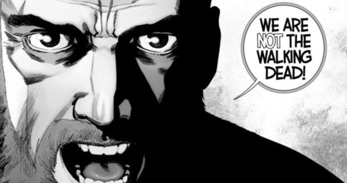 Rick Grimes Hero - Cover