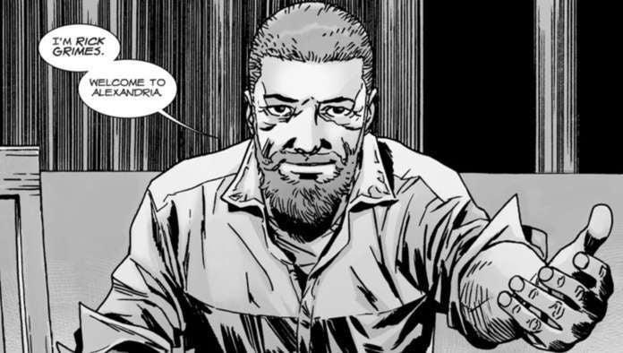 Rick Grimes Hero - Leader