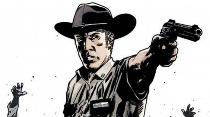 Rick Grimes Hero - Sheriff